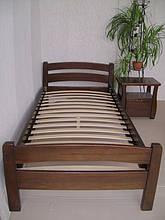 """Деревянная кровать """"Марта"""" с ящиком. Массив - сосна. 3"""