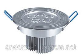 Светодиодный потолочный светильник AUKES 5W 6500K