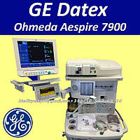 Наркозно-дыхательный аппарат Datex Ohmeda Aespire 7900 Anesthesia Machines + Datex Ohmeda S/5 Monitor