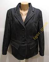 Куртка джинсовая ALESSA W, 50 (16P), КАК НОВАЯ!