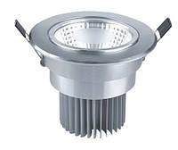 Светодиодный ledпотолочный светильник AUKES 5W COB 3000К