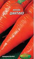 Морковь Шантане (3 г.) семена ВИА (в упаковке 20 пакетов)