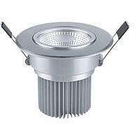 Светодиодный led потолочный светильник AUKES 10W COB 3000К