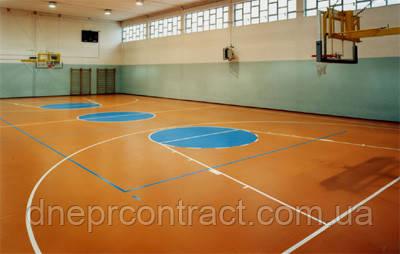 Спортивный линолеум Limonta Sport CROCO, фото 2