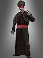 Карнавальный костюм священника зомби