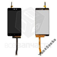Дисплейный модуль для мобильных телефонов Xiaomi Redmi 3, черный
