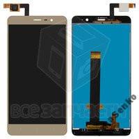 Дисплейный модуль для мобильных телефонов Xiaomi Redmi Note 3, золотой