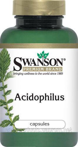 Пробиотик для пищеварения, кишечника. Ацидофилус США капсулы - USA Products в Житомире