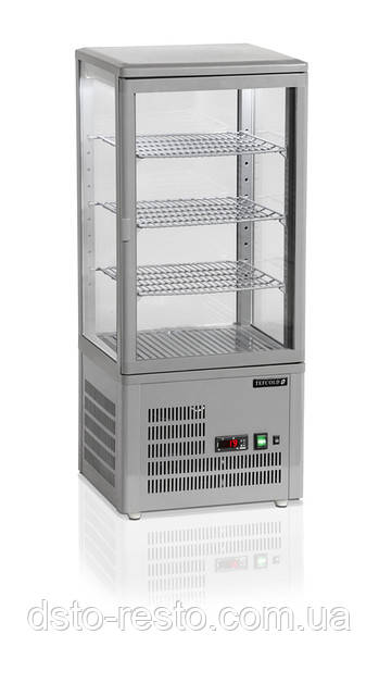 Настольная кондитерская витрина TEFCOLD - UPD80 GREY