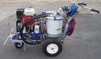Дорожно-разметочная машина Graco Line Lazer 200HS Plastics