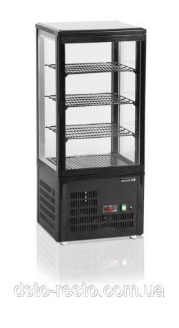 Кондитерский шкаф TEFCOLD - UPD80 BLACK