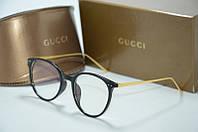 Оправа Gucci черная с золотом CP 5081 c4, фото 1