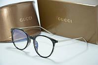 Оправа Gucci черная с серебром CP 5081 c6, фото 1