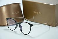 Оправа Gucci черная с серебром CP 5081 c1, фото 1