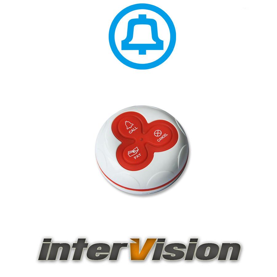 Беспроводная кнопка вызова Intervision SMART-303