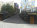 Гранитные лестницы и мраморные лестницы Киев Днепропетровск, фото 3