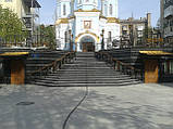 Гранитные лестницы и мраморные лестницы Киев Днепропетровск, фото 5