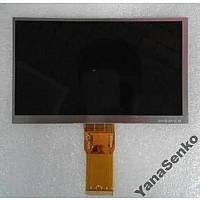 TeXet TB-721HD Дисплей для планшета