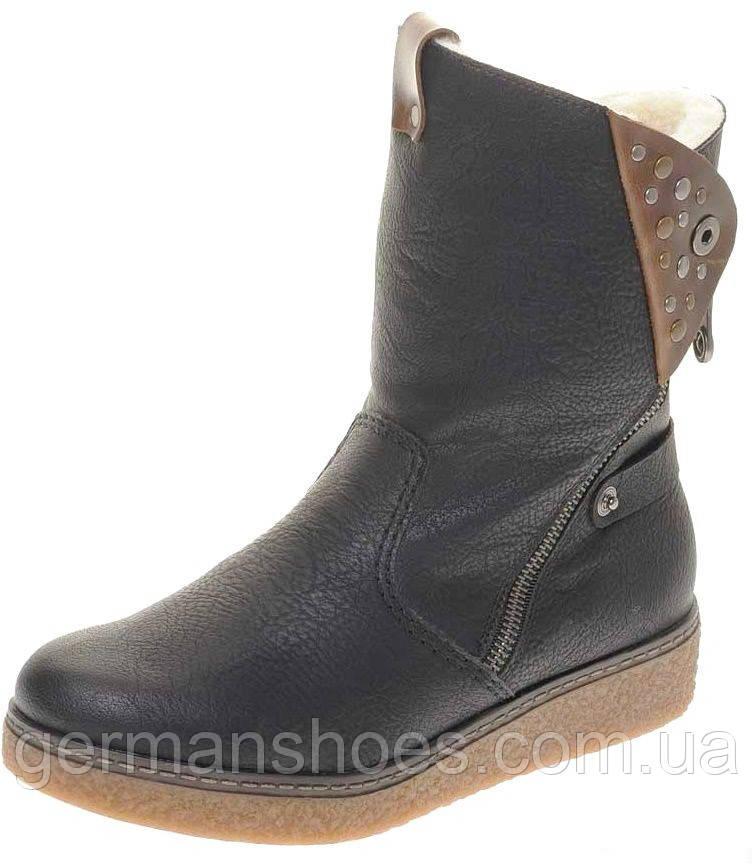 Ботинки женские Rieker Y4089-00