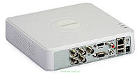 4-канальный Turbo HD видеорегистратор DS-7104HGHI-F1, фото 1