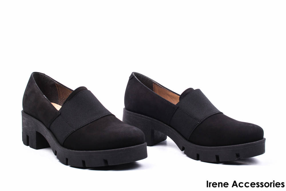 Туфли женские нубук Goral (комфортные f145ed0685fbc