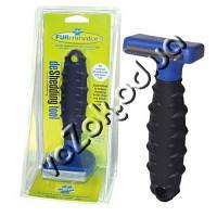Щетка для груминга собак, кошек Furminator deShedding tool (Фурминатор) Fubnimroat лезвие 4,5 см