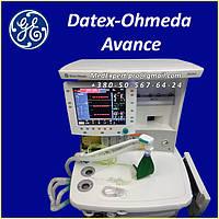 Наркозно-дыхательный аппарат DATEX Ohmeda S/5 Avance Anesthesia Monitor, фото 1
