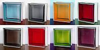Распродажа остатков цветных стеклоблоков со склада