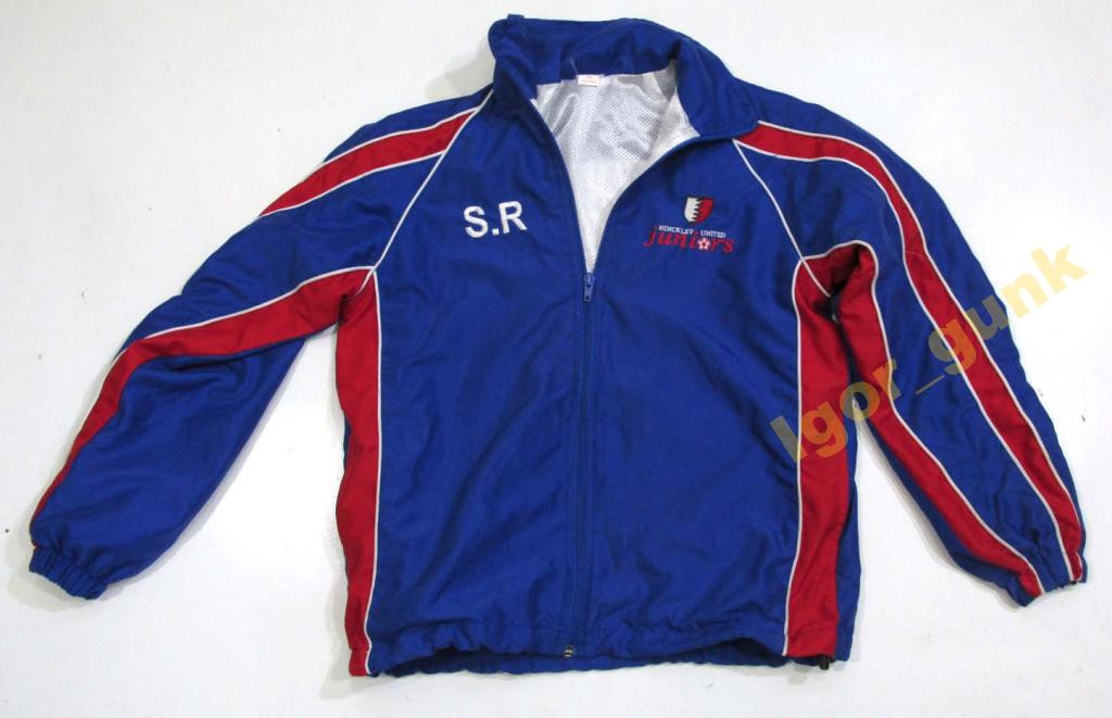 Куртка спортивная детская SR JUNIORS (регл  62 см)