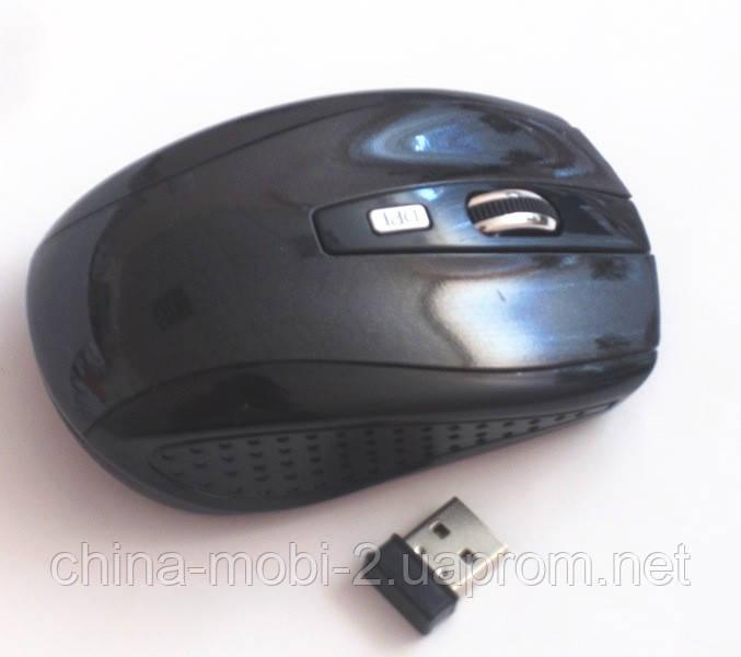 Мышь  оптическая беспроводная G109, black