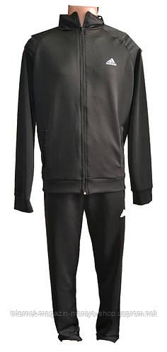 Спортивный костюм мужской Adidas батал
