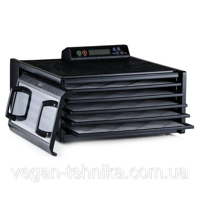 Дегидратор (сушилка) Excalibur 4548CDFB Black на 5 лотков с цифровым управлением