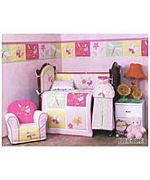 Комплект ARYA детский для кроватки 5 Пр. Cy 3 908 Beetle