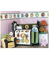Комплект ARYA детский для кроватки 5 Пр. Cy 966 Animals