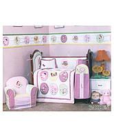 Комплект ARYA детский для кроватки 5 Пр. Cy 969 Garden