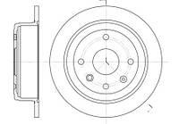 Задний тормозной диск Lacetti