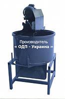 Промышленный Растворосмеситель БСД-180 Лопастной - Принудительного типа