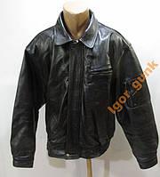 Куртка кожаная OUTRAGE, XL, КАЧЕСТВО!