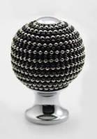Ручка кнопка эксклюзив NL-P0-10328-BCB, фото 1