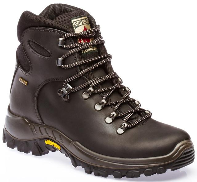 Мужские ботинки зимние высокие Red Rock 10303