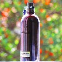 Montale Aoud & Pine  Tester