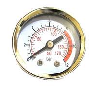 Манометр для компрессора, 40 мм