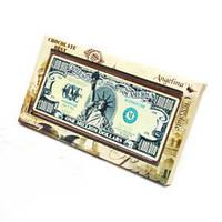 Подарок директору. Шоколадные деньги миллион Долларов, фото 1