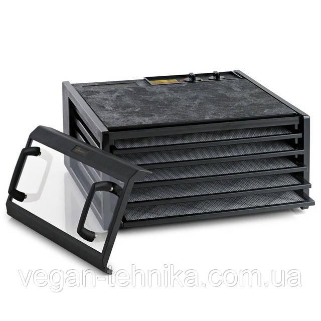 Дегидратор (сушилка) Excalibur 4526T Black на 5 лотков с таймером