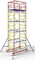 Вышка (1,6х0,8мм) рабочая высота 3,6м