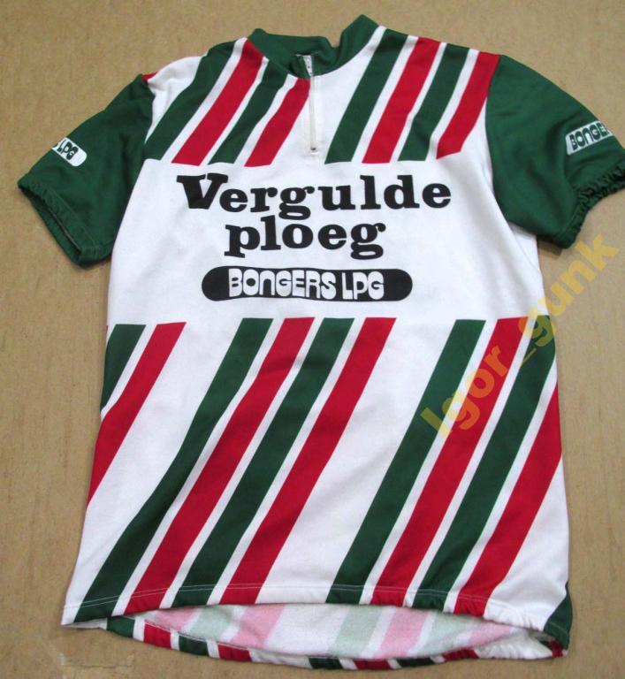 Вело футболка VERGULDE PLOEG, 6, ХОР СОСТ!