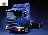 Автостекло, лобовое стекло SCANIA 4 Series  (Скания 4 серия) 84 / 94 / 114 / 144 / 214 1995-2004