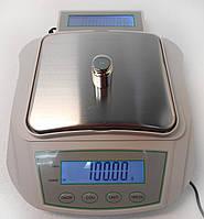 Весы лабораторные 2000/0,01 г c двумя дисплеями