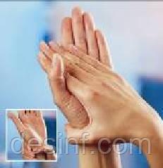 Гигиена рук – барьер для инфекций в учреждениях индустрии красоты.