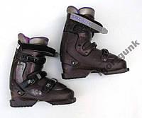 Ботинки горнолыжные SALAMON, 40 (25.5 стелька)
